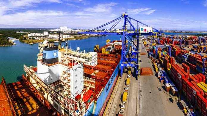 Mueve 7 millones de toneladas el puerto de Tampico en 2020