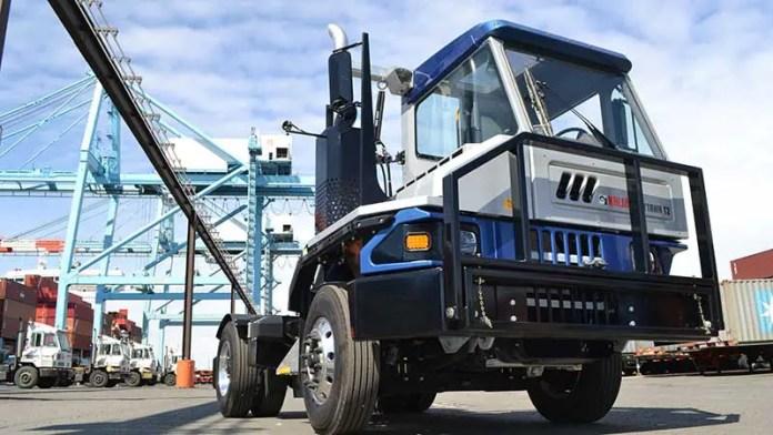 SSA Marine adquiere 28 nuevos tracto terminals Kalmar para sus puertos de Panamá y México