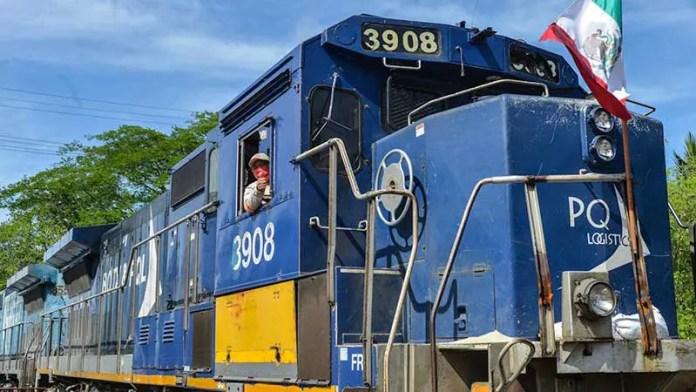 Renovación de vías del ferrocarril del Istmo alcanza 41% de avance