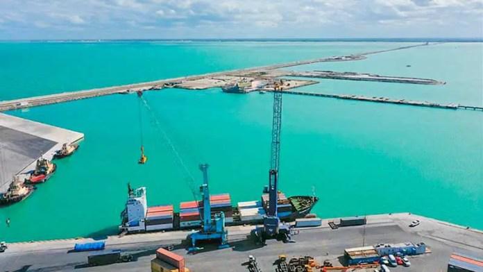 Millonaria inversión en el Puerto de Altura de Progreso