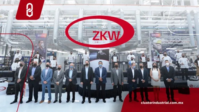 ZKW México invierte en su capital humano y expande operaciones