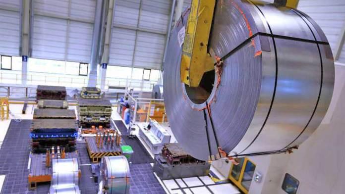 Precios del acero se mantendrán en niveles altos: Ternium
