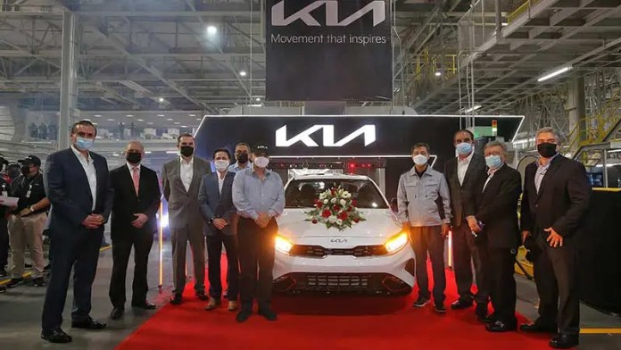 Kia México celebró el quinto aniversario de la planta en Pesquería, Nuevo León