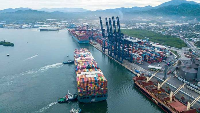 SSA México robustece equipamiento del Recinto Fiscalizado Estratégico del TEC I de Manzanillo