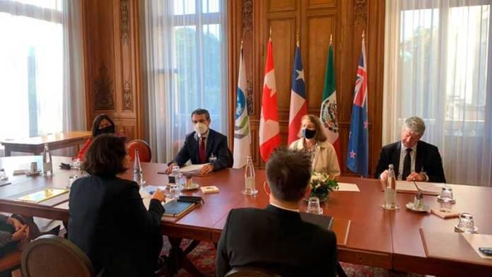 México se adhiere al Grupo de Acción de Comercio Inclusivo (ITAG) y al Arreglo Global de Género y Comercio (GTGA)
