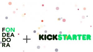 fondeadora & kickstarter