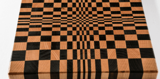 Tabla End Grain