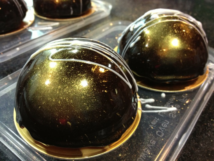 Chocolate Crunchy Truffle Dome Homemade Delights
