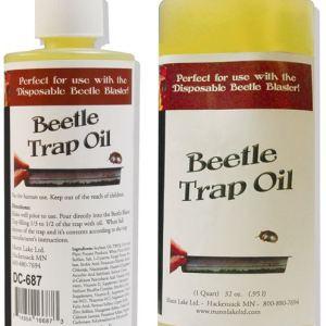 beetle trap oil