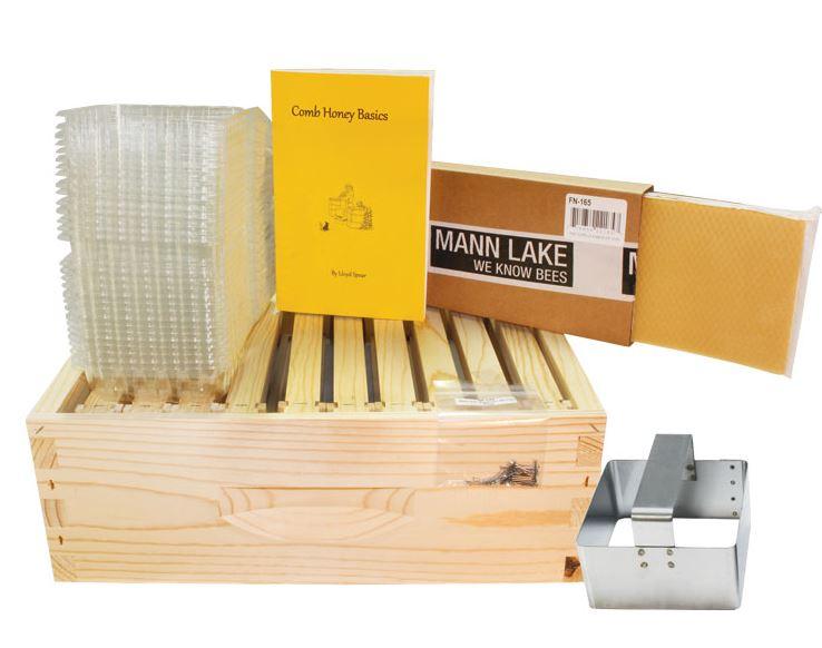 comb honey super kit