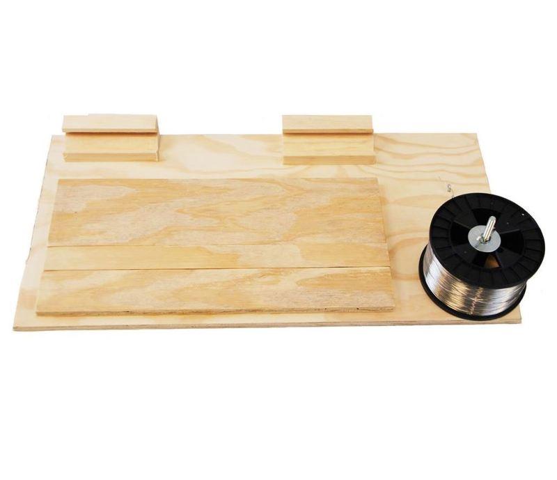 foundation embedding board