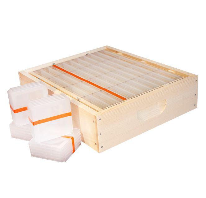 hogg halfcomb kit