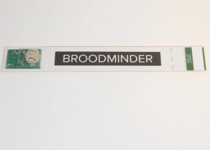 broodminder th2 temperature & humidity