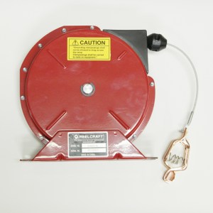 GR75-50 - STATIC GROUND REEL W/