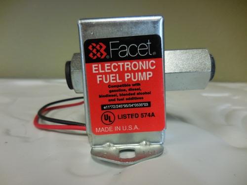 Facet Electronic Fuel Pump