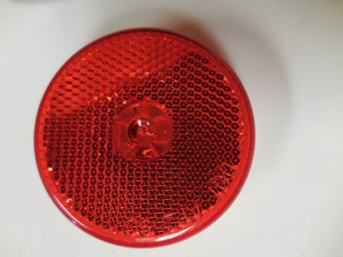 "2-1/2"" LED RED MARKER/CLEARANCE LIGHT"