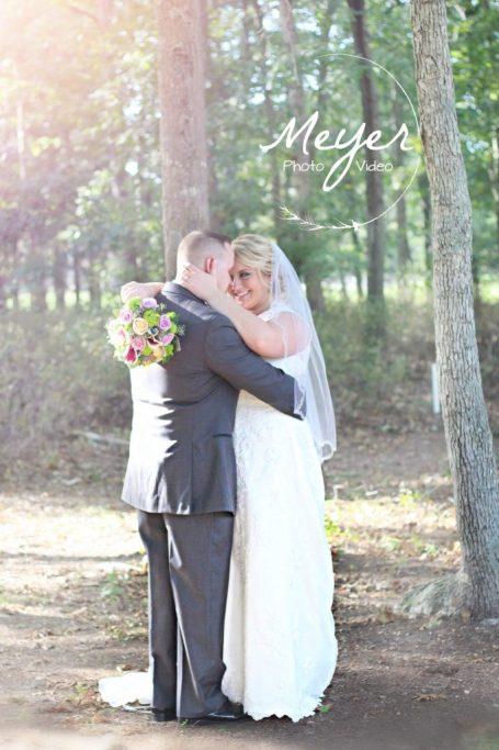Wedding Photo at Blue Heron Pines Golf in NJ