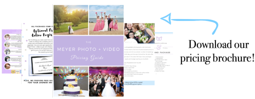videographer for NJ wedding