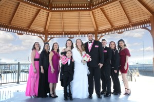 huddy park wedding