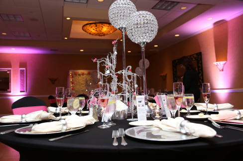 atlantis ballroom wedding venue toms river centerpieces
