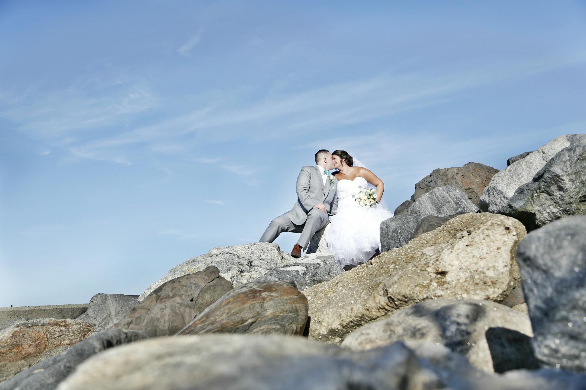 wedding rocks point pleasant lobster shanty
