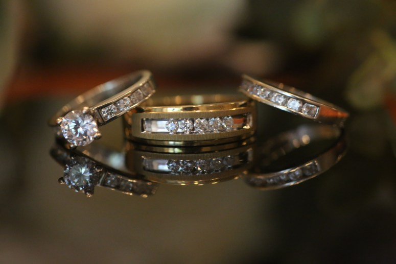 the couples rings