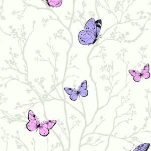 טפט פרפרים