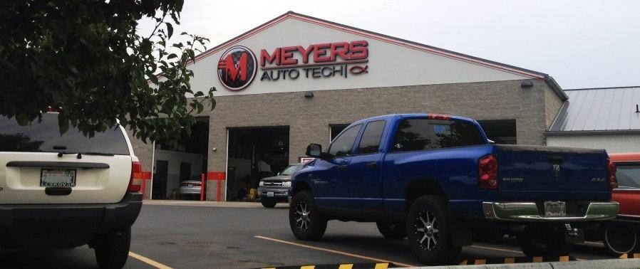 Meyers Auto Tech Diesel Repair
