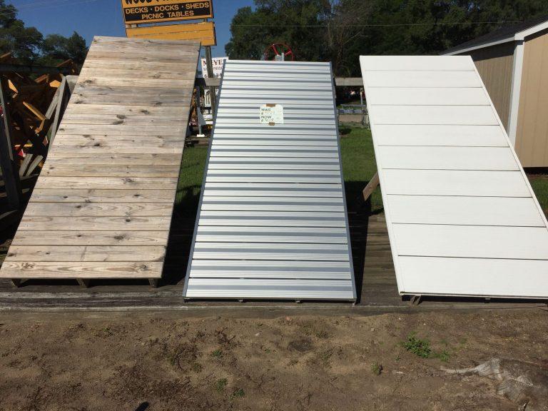 Aluminum Storage Sheds Sale