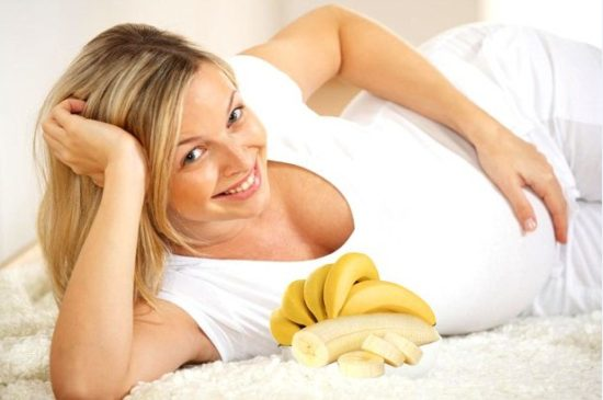 Chuối được coi là loại quả lành mạnh nhất trong thai kỳ