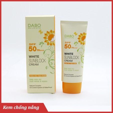 Kem chống nắng DABO Hàn Quốc