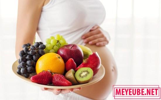 Khoa học đã chứng minh: Mẹ bầu khi mang thai ăn nhiều trái cây sẽ giúp con thông minh