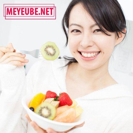 Ăn trái cây khi mang thai có thể giúp tăng trí thông minh của bé
