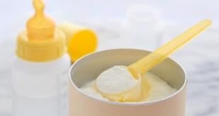 Sữa bột công thức