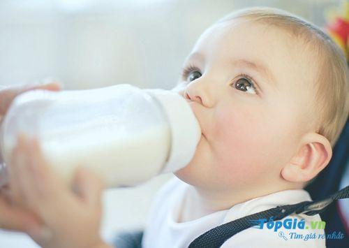 Các chọn sữa bột cho bé