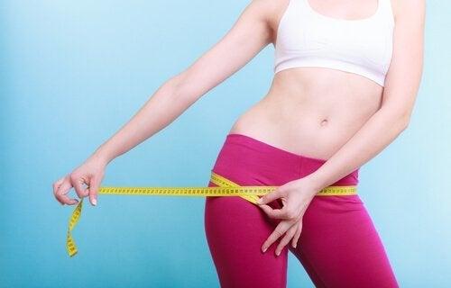 μεζούρα, σώμα - ιδανική διατροφή
