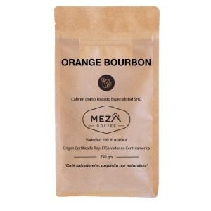 Orange Bourbon Meza Coffee