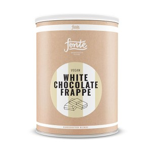 Fonte White Chocolate Frappe Meza Coffee