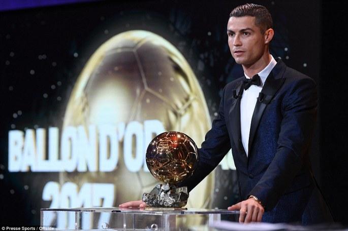 Ballon d'Or 2017 1