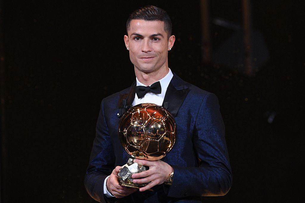 Ballon d'Or 2017 3
