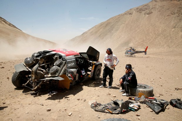 Dakar Rally - 2018 Peru-Bolivia-Argentina Dakar rally - 40th Dakar Edition