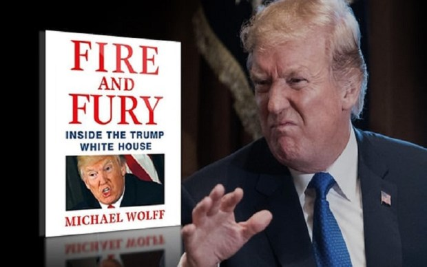 Donald Trump to sue Banon for Fire and Fury