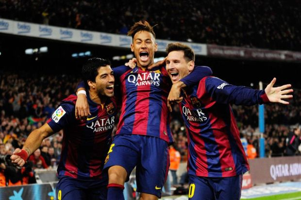 Suarez, Neymar and Messi.jpg