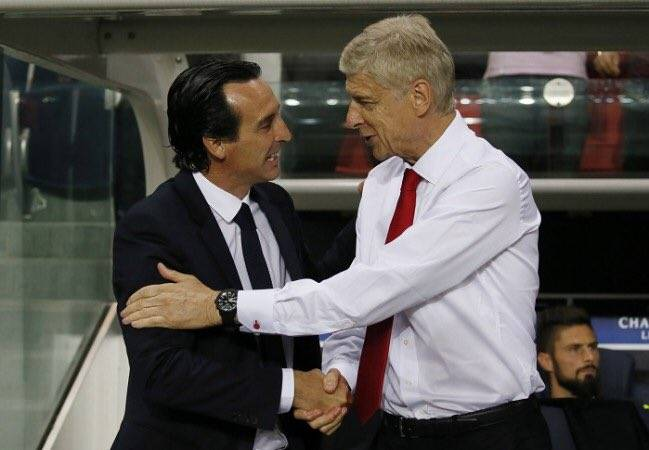 Unai and Wenger