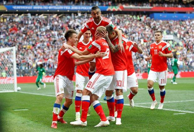 Team Russia 2018