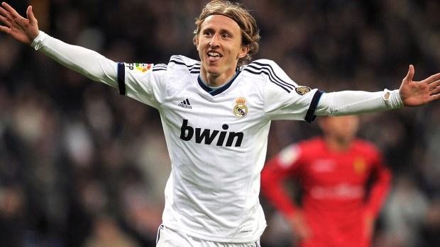 ¬¿¨¡¤ÄªµÂÀïÆæ Luka Modric
