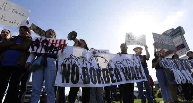 No border wall