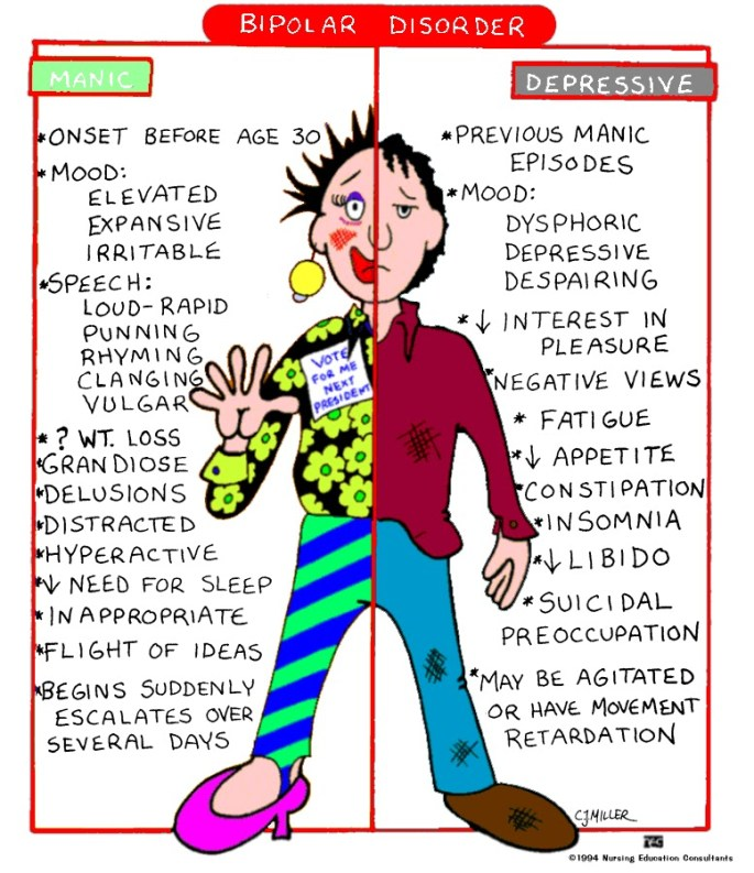 Bipolar disorder 1