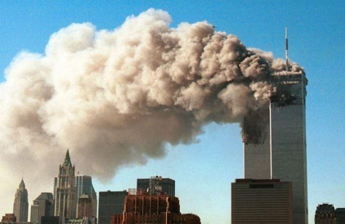 World Trade Centre 9/11 attack