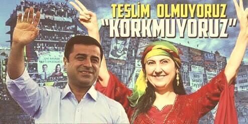 HDP DİRENİNCE SİSTEMİN KODLARI ÇÖZÜLMEYE BAŞLAR.